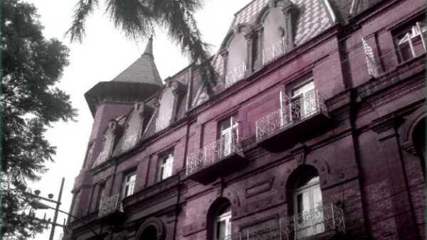 Casa de las Brujas