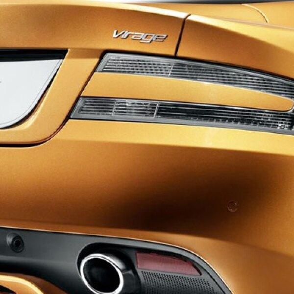 La firma no reveló el precio final del vehículo, ni su fecha de producción.