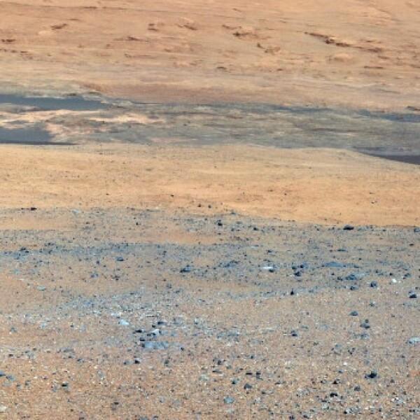 Marte curiosity NASA
