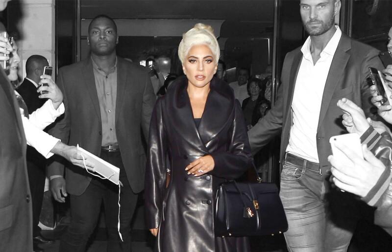 Lady-Gaga-Celine-Hedi-Slimane-Bolso-Debut