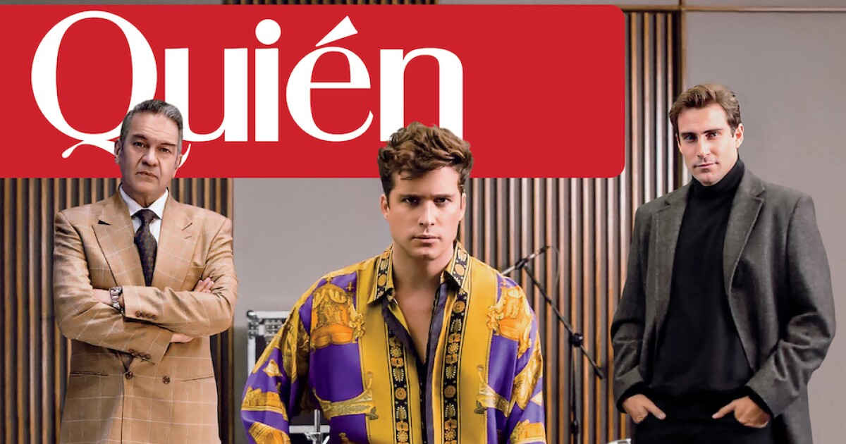 Diego Boneta gives the first glimpse of 'Luis Miguel, the series'