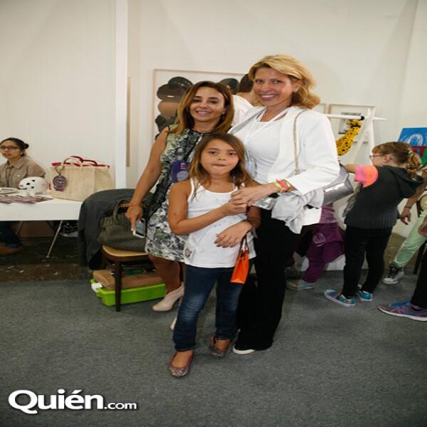 Luisa Serna,Beatriz Pasquel,Beatriz Moctezuma