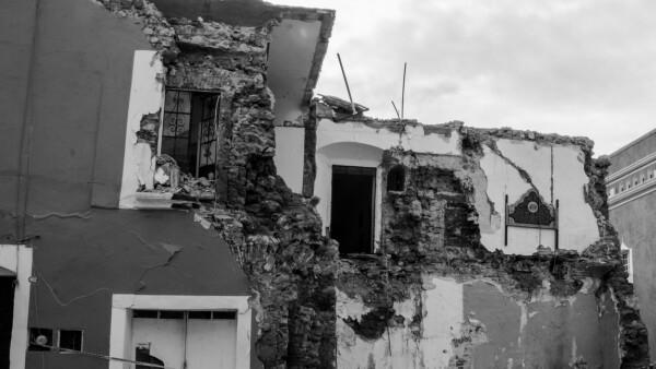 Daños sismo