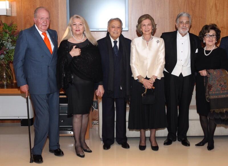Concierto cumpleaños reina Sofía de España
