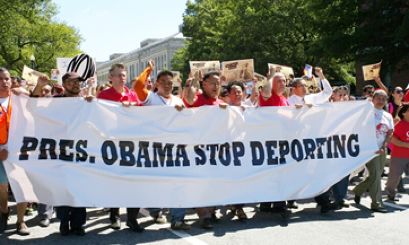 Obama ha pedido al Congreso un fondo de emergencia de 3,700 mdd ante la crisis migratoria. (Foto: Notimex)
