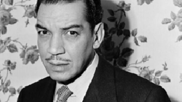 Cantinflas, en una imagen tomada el 24 de octubre de 1949 en Nueva York.