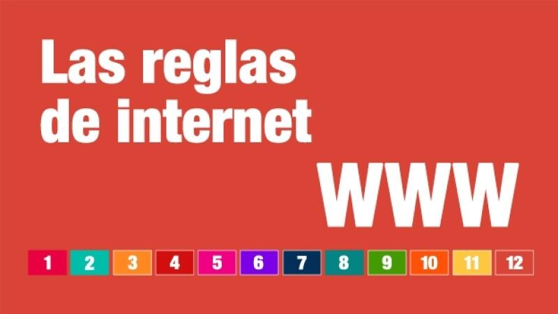 Reglas de internet