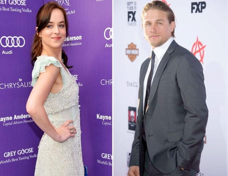 """El actor británico Charlie Hunnam dio su opinión tras ser elegido para dar vida a """"Christian Grey"""", en la saga cinematográfica """"50 sombras de Grey""""."""
