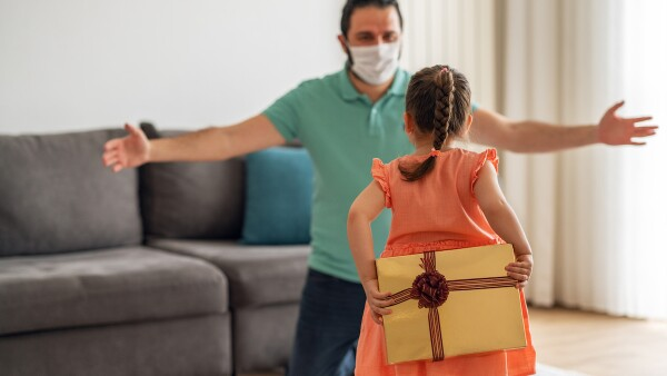 Día del Padre - coronavirus