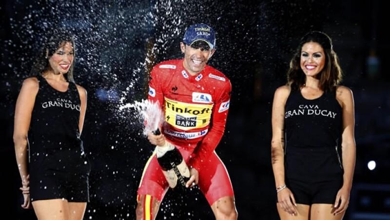 Contador gana la Vuelta de España