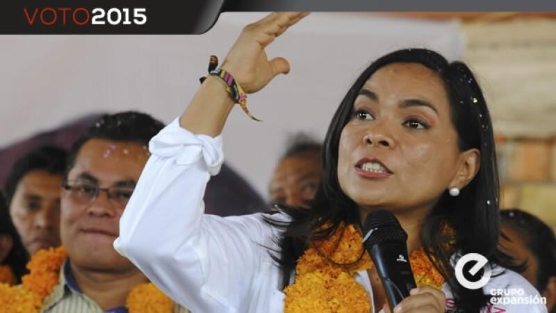 candidata del prd a la gubernatura de guerrero