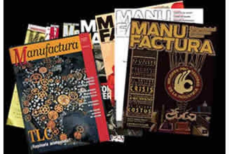 La revista Manufactura nace en 1994, en el marco de la entrada en vigor del Tratado de Libre Comercio de América del Norte. (Foto: Archivo Manufactura)