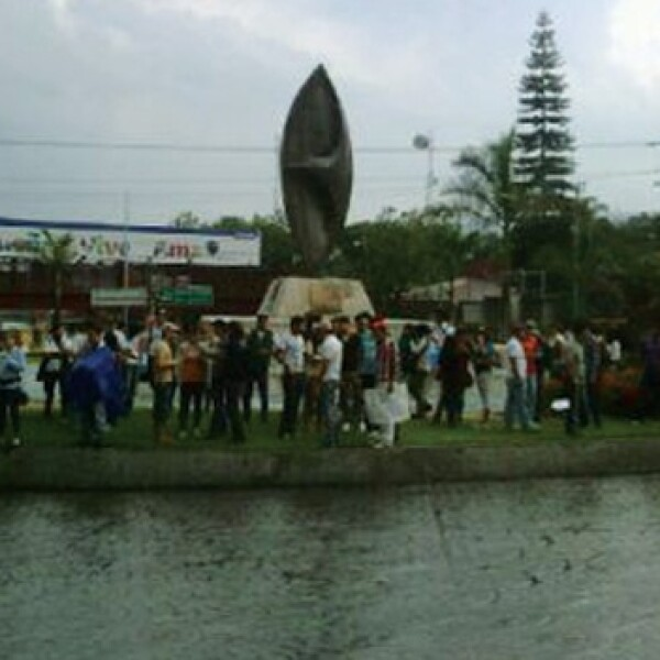 marcha 132 en Cuernavaca