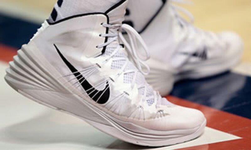 Nike se cotiza en el mercado neoyorquino a 78.99 dólares por acción. (Foto: Getty Images)