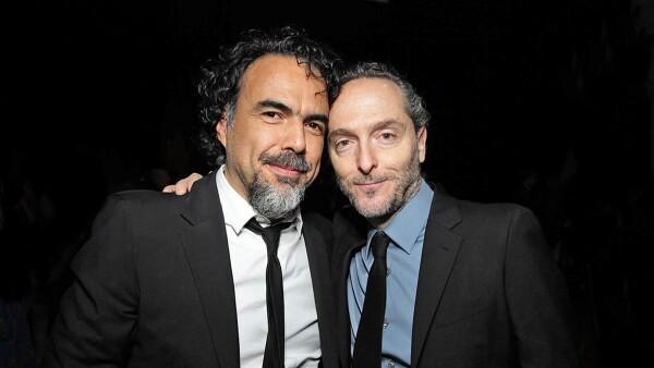 Iñárritu y Lubezki
