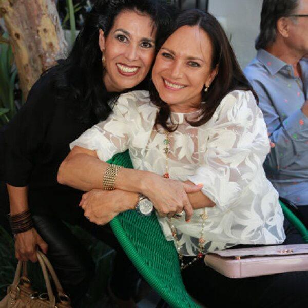 Pepis López Rocha y Josefina Barragán