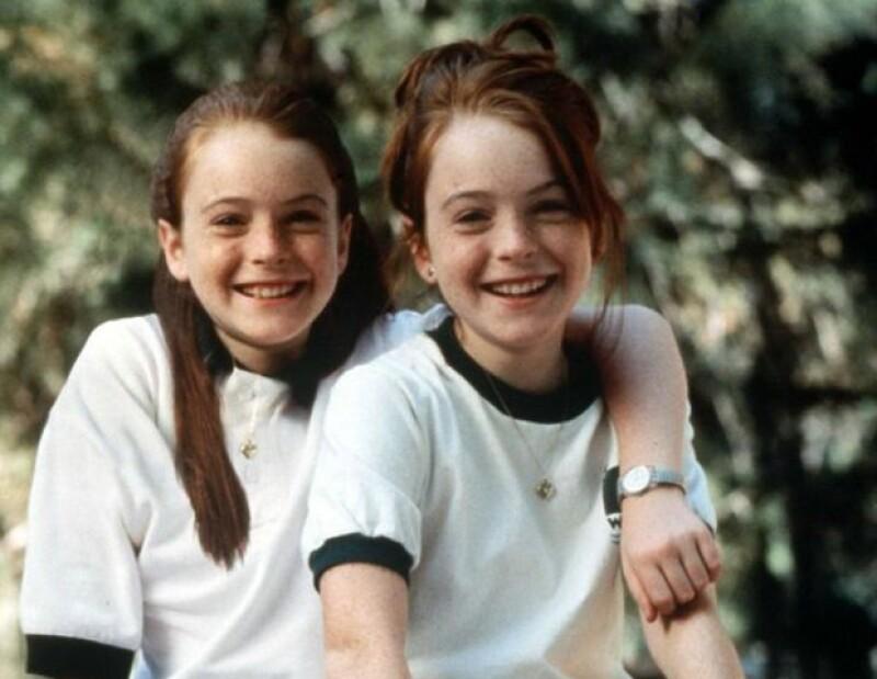 ¡No, no estás viendo doble! Te contamos de Lindsay Lohan, Jake Gyllenhaal y otros artistas que han dado vida a gemelos en el cine.