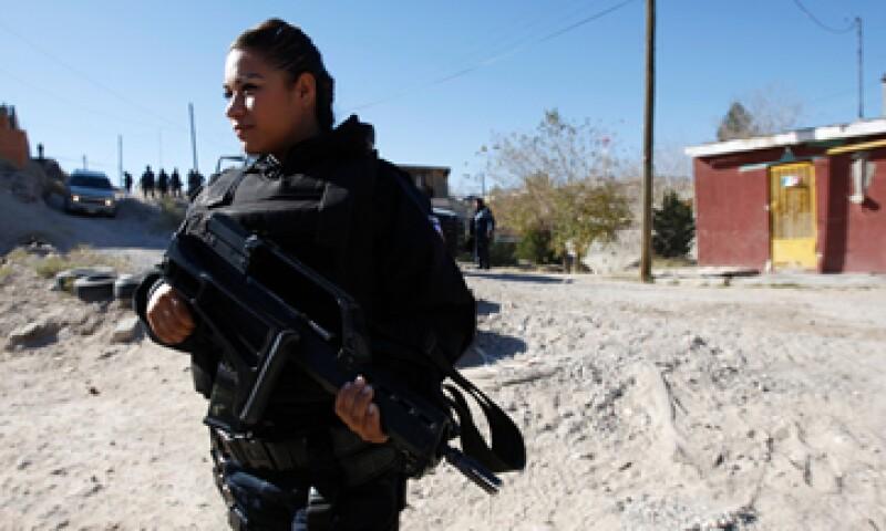 El índice que mide la percepción de la seguridad en México dejará de presentarse de forma mensual para darse a conocer cada tres meses. (Foto: Reuters)