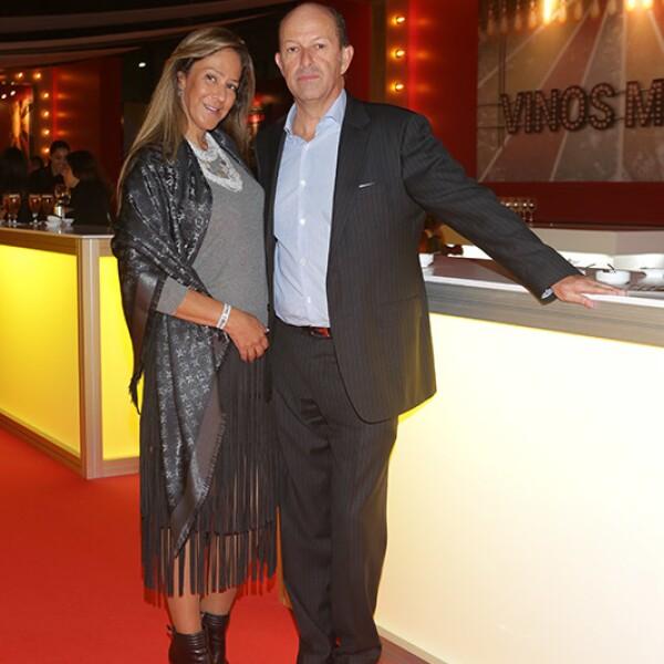 Gilda Pla y Andrés Ehrli