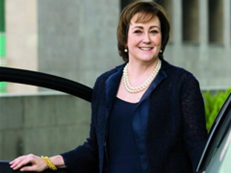 La presidenta y directora general de Siemens Mesoamérica. (Foto: Especial)