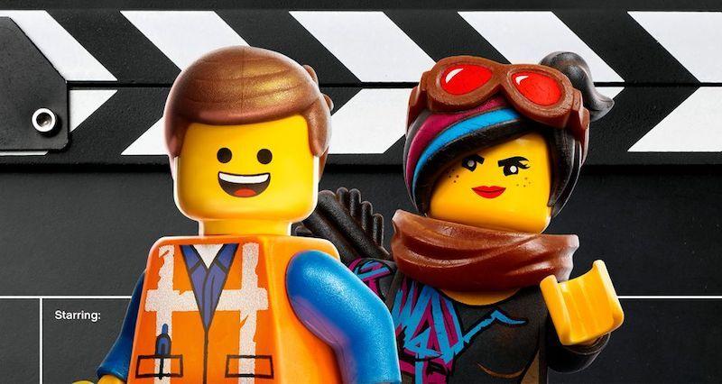 The LEGO Movie 2 Movie Maker.