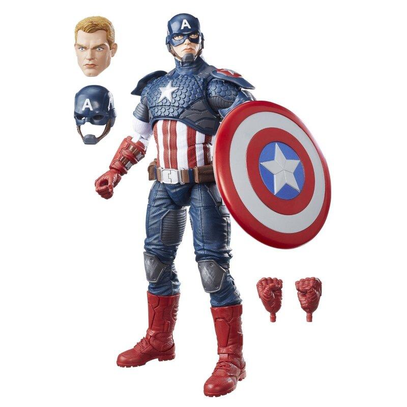 """Marvel Legends figura 12"""" Capitan América"""