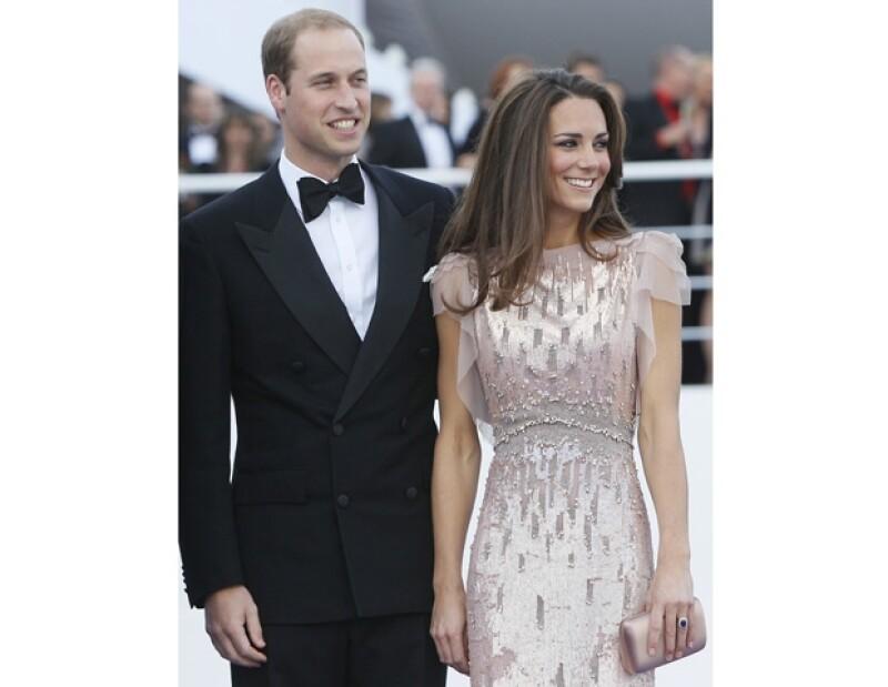 Los Duques de Cambridge asistieron a una cena de caridad para los niños, donde la pareja del momento robó miradas.