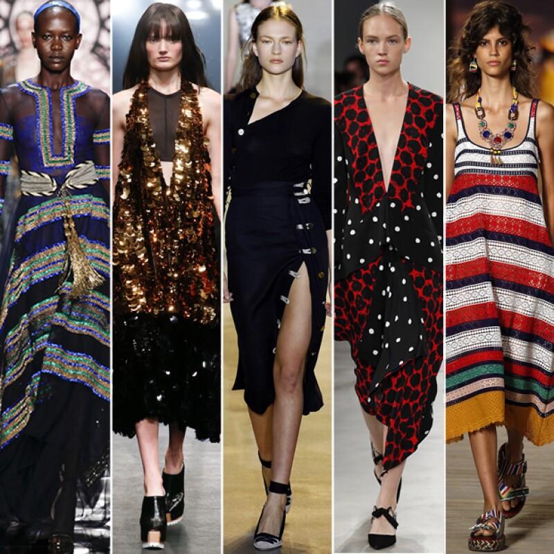 Después de estar en las pasarelas más cool de el Fashion Week de NY, nuestra fashion insider Cassandra de la Vega nos cuenta todo sobre las trends más relevantes que se presentaron en el evento.