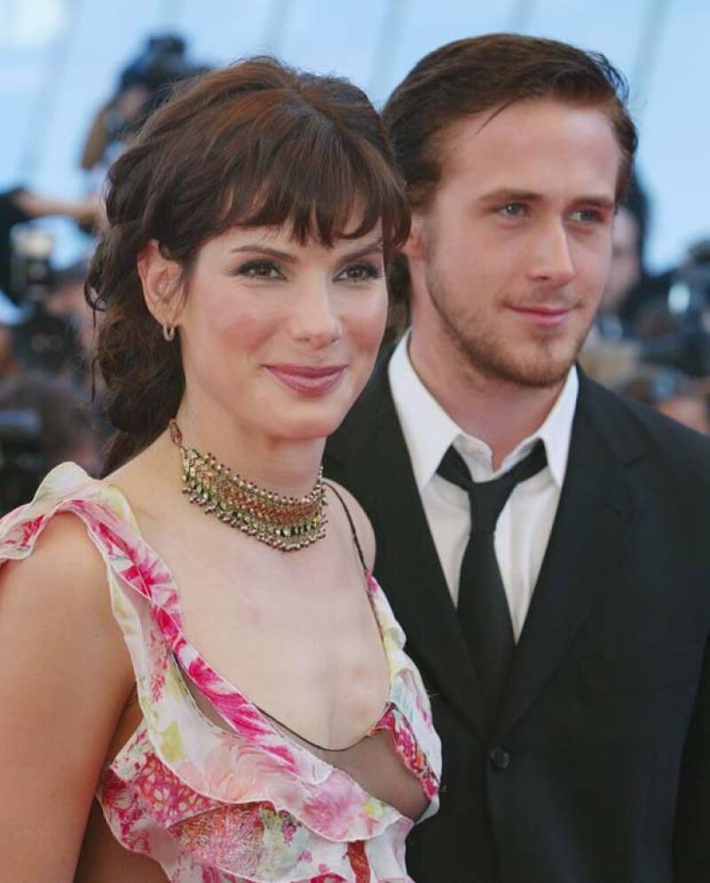 Sandra estaba muy enamorada de Ryan, aun a pesar de ser 16 años mayor que él.