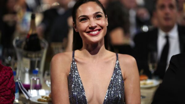 Gal Gadot durante los Critics' Choice Awards 2018.
