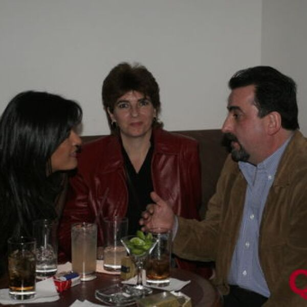 Bertha Pérez, Pérez, Regina Burillo, Paco Burillo