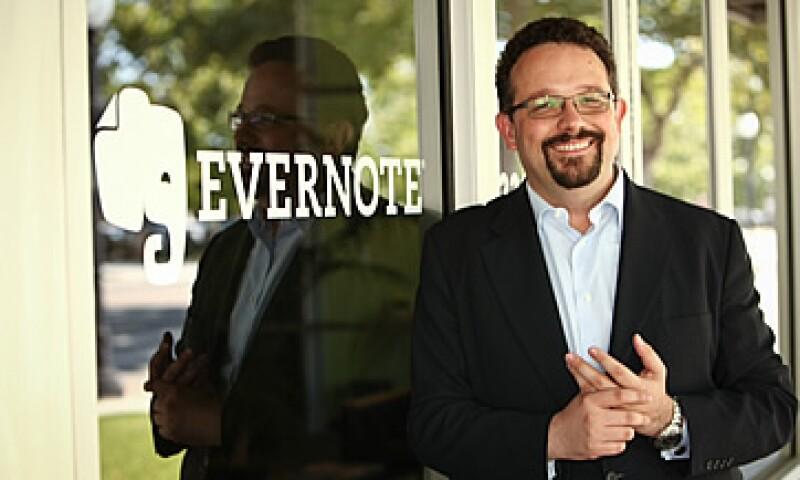 Evernote inició su camino en 2006, con un capital ángel cercano a los 6 mdd, para constituirse formalmente en septiembre de 2007, luego de haber recibido otra suma por 3 mdd.  (Foto: Cortesía de la marca)