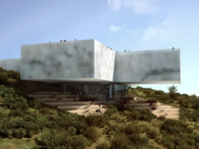 Estará construido a las afueras del DF. (Foto: Cortesía Fundación Tamayo)