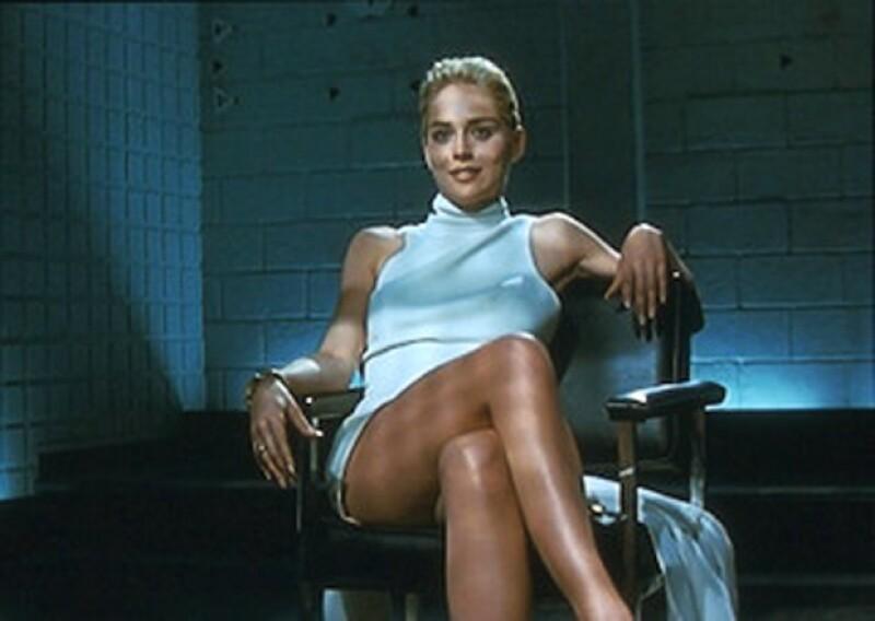 Esta actuación es una de las más recordadas de la emblemática Sharon Stone.
