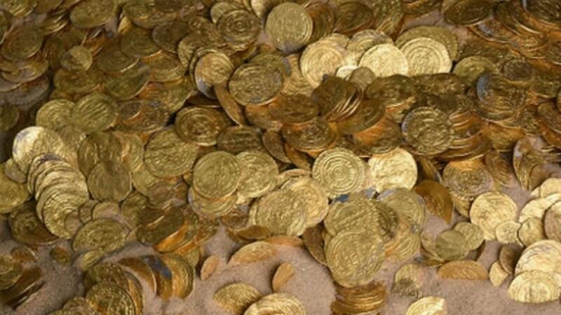 f4cd4eda3c0d Monedas de oro de Israel Descubrimiento