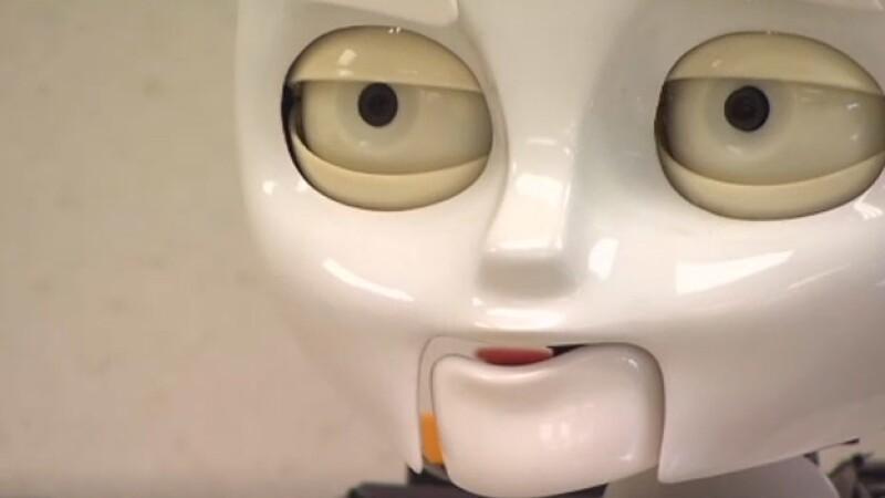 robot marina estadounidense