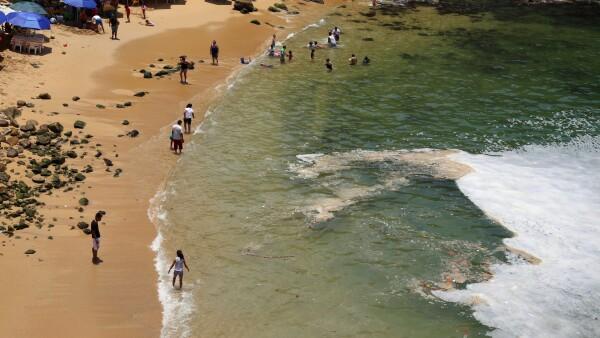 Playa Sucia Acapulco 3