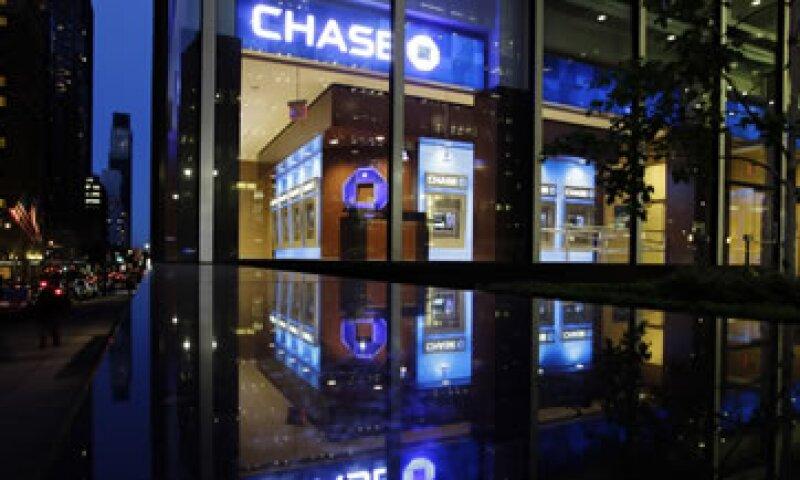 JPMorgan Chase & Co en internet estaba fuera de servicio este miércoles. (Foto: AP)