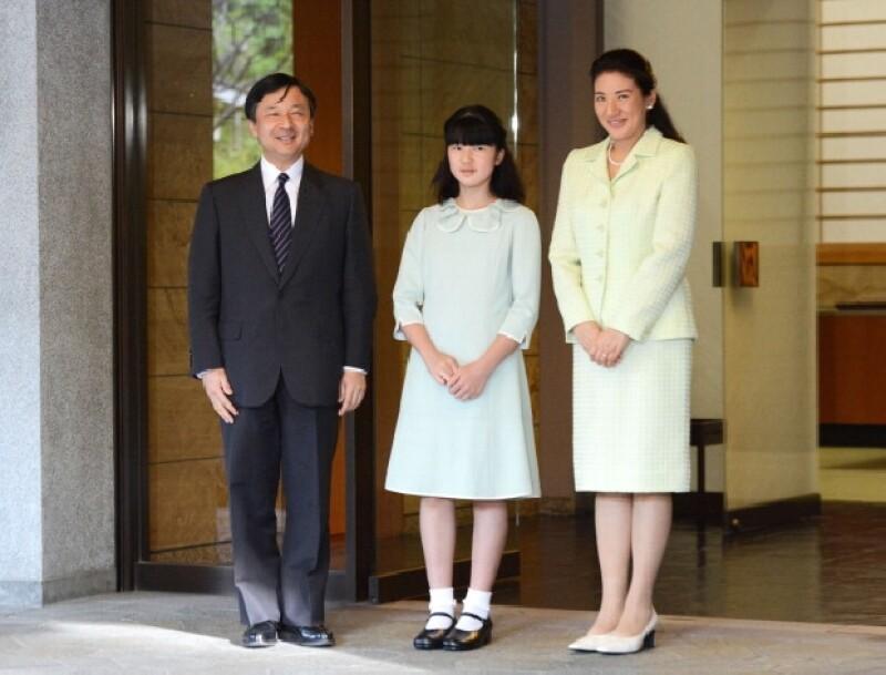 La mejora de Masako coincide con la mejora de los problemas de ansiedad que sufria Aiko, su hija.