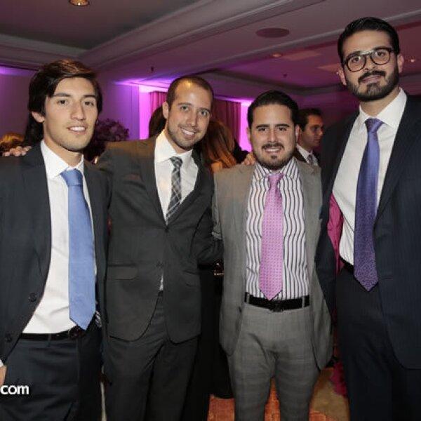 Ricardo Hernández,Jordi García-Berumen,José Luis Rodríguez,Gabriel Alatriste