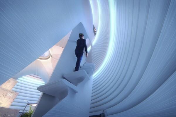 AI SpaceFactory casa espacio
