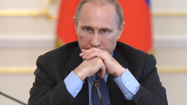 Rusía representa el 7% del total de las exportaciones de aves de corral de EU. (Foto: AFP)