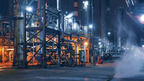 Chemical & Petrochemical Plant