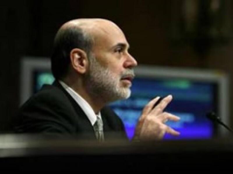 Ben Bernanke, presidente de la Reserva Federal de EU. (Foto: Reuters)