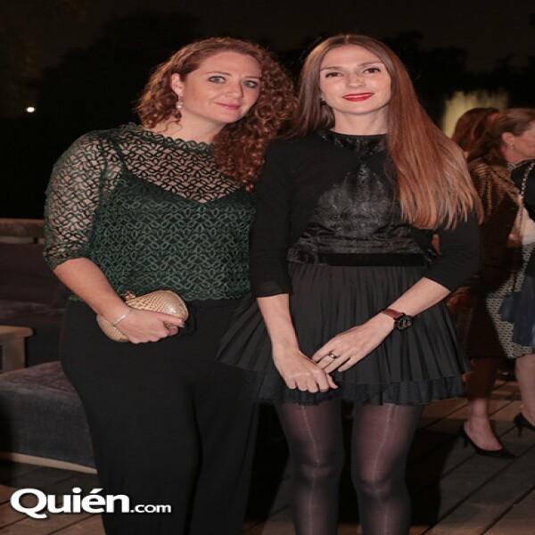 Cristian Keller, Luisa Reyes Retana