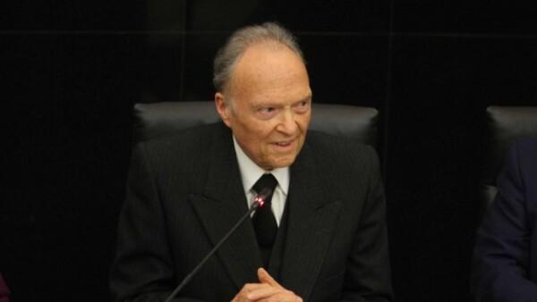 Alejandro Gertz Manero fiscal general