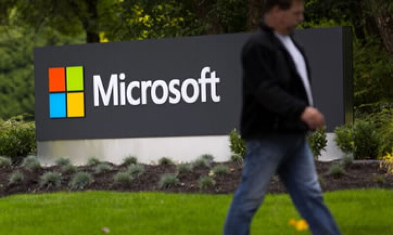 Microsoft considera candidatos externos e internos para ocupar el cargo de presidente ejecutivo.  (Foto: Archivo)