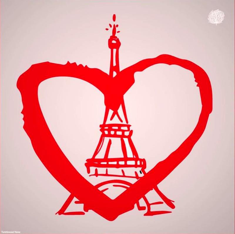 Todas las celebridades se han unido en oraciones, pensamientos y apoyo a la comunidad francesa que está pasando por un desagradable momento tras ataques terroristas.