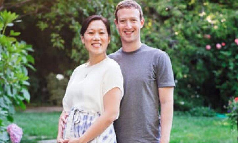 El CEO de Facebook compartió su alegría a través de su red social. (Foto: Facebook/Mark Zuckerberg )