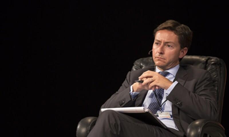 Armando Senra, directivo de BlackRock, dijo que es necesario generar un mercado de capitales más profundo. (Foto: Jesús Almazán)